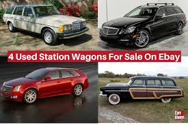 lexus for sale ebay 4 used station wagons for sale on ebay carsalways
