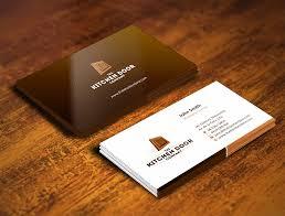 Kitchen Design Contest Business Card Design Contests Captivating Business Card Design