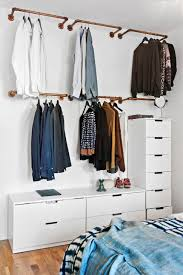 bedroom bedroom storage ideas for without closet genius clothing