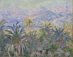 the monet family in their garden at argenteuil trees in the landscape 8 claude monet and his poplar series