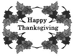 thanksgiving silhouette clip 61
