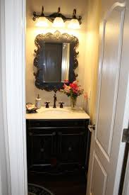 country style bathroom ideas updating a powder bath to give it country style hometalk