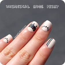 subtle ways to upgrade your manicure easy nail art ideas