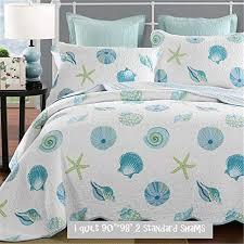 theme comforter fadfay cotton nautical bedding set printed bedding set
