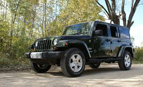jeep wrangler saharah 2011 jeep wrangler unlimited 4x4 review car and driver