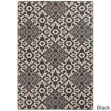 Area Rug Black Black Rugs Area Rugs For Less Overstock