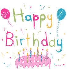 happy birthday simple design card invitation sles free happy birthday card simple design
