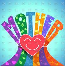 cute mother u0027s day card vector image 98354 u2013 rfclipart