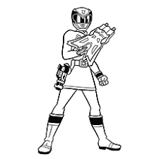 power ranger coloring books coloring free printable