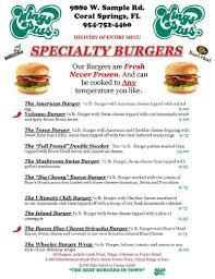 menu at wings plus 9880 w sample rd restaurant prices