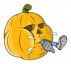 cute jack o lantern clipart jack o u0027 lantern grabbed a man funny vector halloween vector