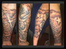 Half Forearm Sleeve - looking for ideas for sleeve something that will match