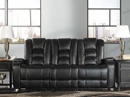 Bedroom Set Wilmington Nc Behold Home Transformer Black Leather Recliner Furniture Fair