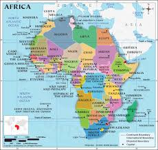 Africa Map Countries by African Countries How Many Countries In Africa List Of Countries