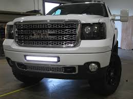 led lights for 2014 gmc sierra rigid 46506 bumper light mounting bracket gmc sierra 2500 3500