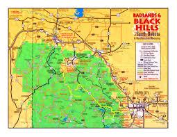 Map Of Sd Map U2013 Pioneer U0026 Rimrock Camps