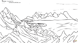 song of shambhala by nicholas roerich coloring page free