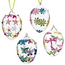 glass easter egg ornaments 70 best glass eggs images on egg faberge eggs and