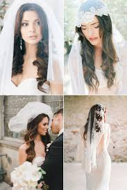 hairstyles with mantilla veil chic bridal hairstyles that look good with veils praise wedding