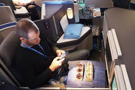 thoughts from my first united polaris experience