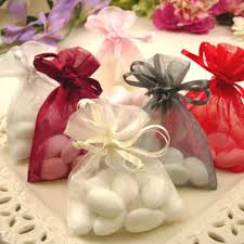 organza favor bags organza favor bags set of 10 wedding centerpieces online