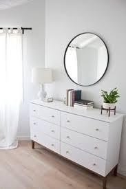 Ikea Bedroom Dresser Modern White Dresser A West Elm Inspired Ikea Hack Ikea Hack
