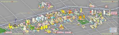 Map Of Las Vegas Hotels by Las Vegas Tourist Travel Map Map Of Images Chainimage
