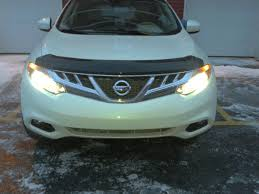 nissan murano license plate screws 2013 murano le halogens next to hids replacement nissan murano