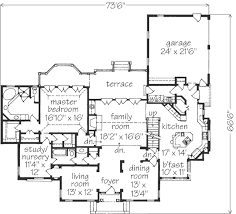 classic floor plans classic revival house spitzmiller and norris inc southern