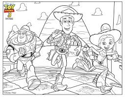 toy story coloring pages kids 16488