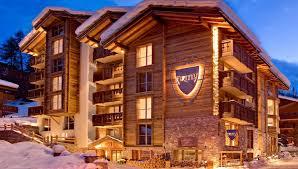 hotel firefly in zermatt switzerland white blancmange