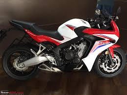 honda cbr bikes in india honda cbr 650f launched in india at rs 7 3 lakh page 4 team bhp