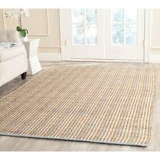 Rattan Rug Safavieh Cape Cod Natural 5 Ft X 8 Ft Area Rug Cap831a 5 The