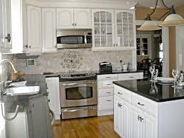 kitchen backsplash white cabinets kitchen backsplash pictures with white cabinets memsaheb
