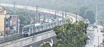 Seeking Hyd L T Seeks Rs 3 756 Cr For Hyderabad Metro Rail