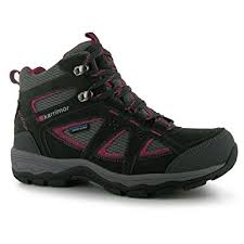 womens walking boots uk karrimor womens mountain mid top walking boots breathable