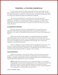 Grant Writer Resume Proposal Writer Resume Free Resume Example And Writing Download