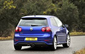 volkswagen golf r32 review 2005 2008 parkers