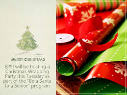 east prince seniors initiative epsi to host christmas wrapping party