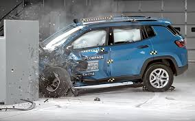 small jeep 2017 watch jeep compass driver side small overlap crash test