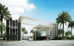Home Entrance Design Image Result For Entrance Gate With Guard House Guard House
