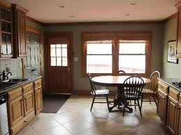 color for a dark dining room