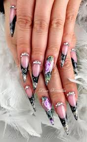 590 best acrilicas gel images on pinterest nail art designs