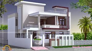 Box Type House Elevation Elevation Design India