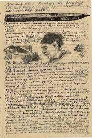 161 best vincent van gogh letter sketches images on pinterest