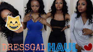 dress gal dressgal review try on haul