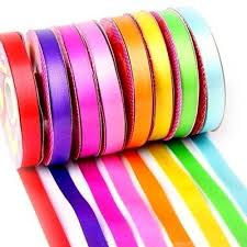 plastic ribbon satin ribbon at rs 2 meter satin id 14786750012