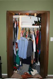 my devising closet organization with the riley group
