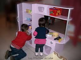 fabriquer une cuisine enfant la cuisine pour enfant les créations de lulue