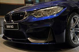 Bmw M3 Colour Ultra Sporty Bmw M3 Individual In Tanzanite Blue